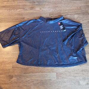 Under Armour Plus Size Crop Top 2x NWT